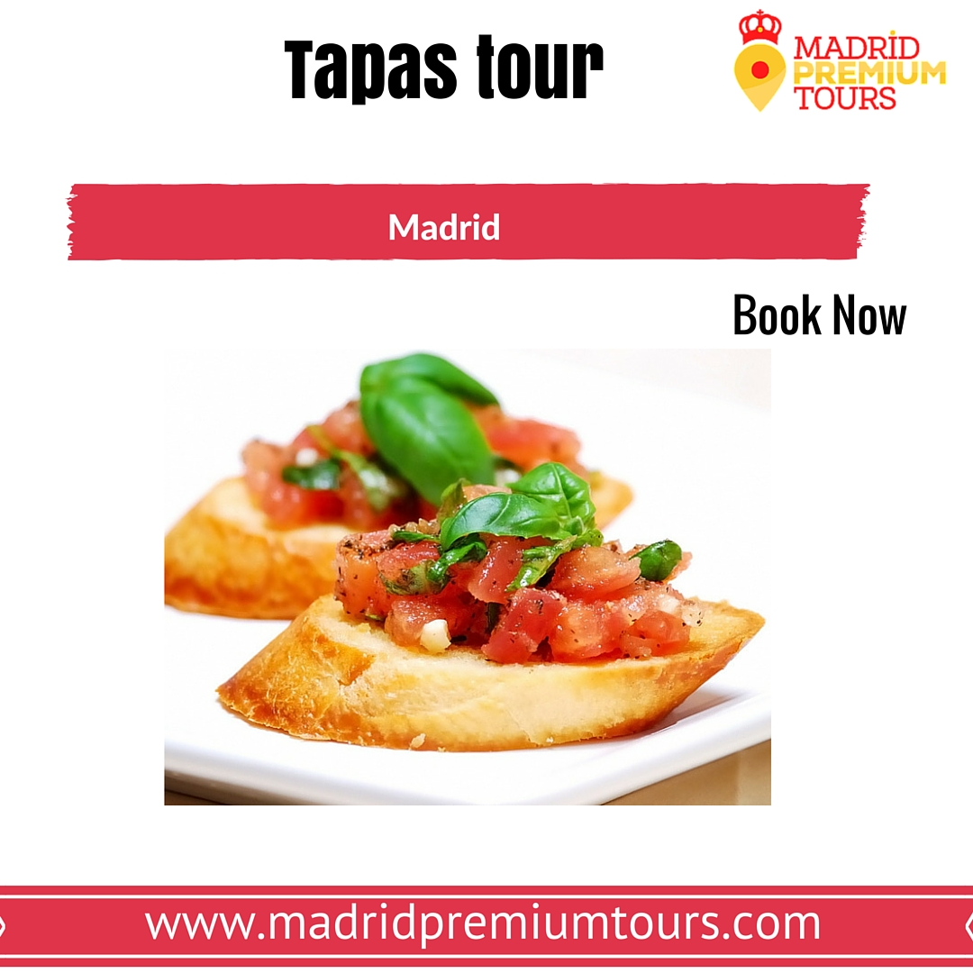Tapas Tours in Madrid - Spain