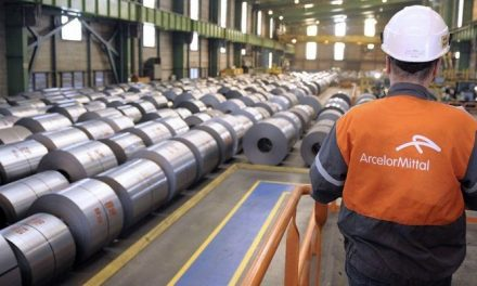 THE WAYS A LARGE STEEL COMPANY FROM KAZAKHSTAN TRADES WITH THE OCCUPANTS IN UKRAINE